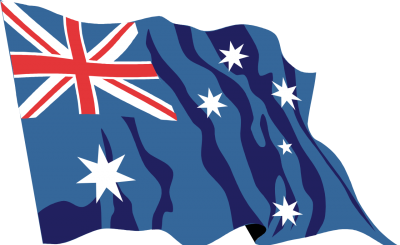 Australia Flag Clipart HD PNG Images