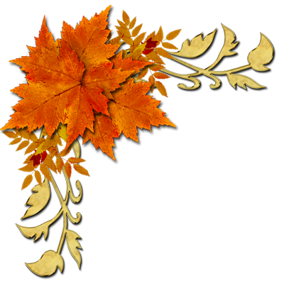 Autumn Desing Png PNG Images