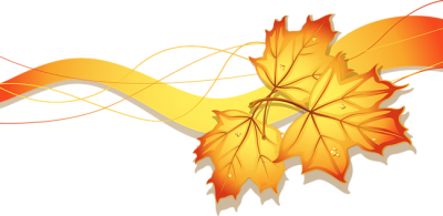 Gold Autumn Png Pic PNG Images