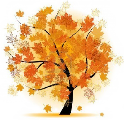 Tree Fall Leaves Png Images