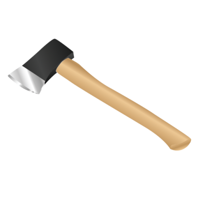 Axe Transparent Image PNG Images