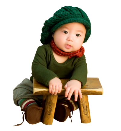 Green Baby Png Images
