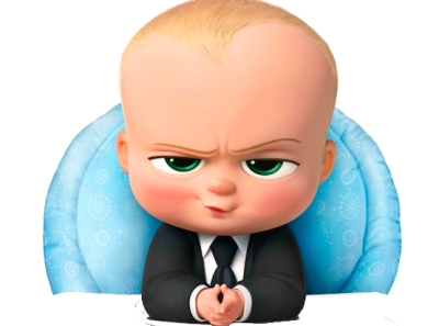 The Boss Baby Png Transparent Image