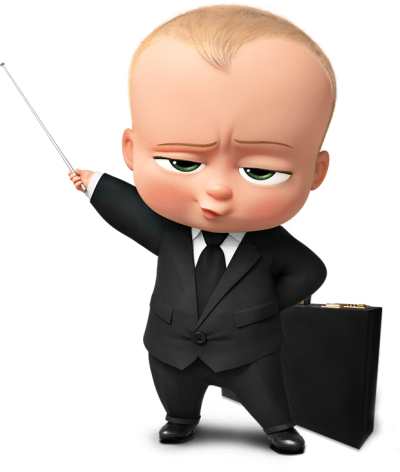 The Boss Baby Transparent Png PNG Images