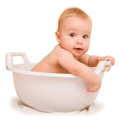 Water Baby Png Transparent