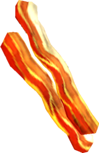 Bacon Icon Clipart PNG Images