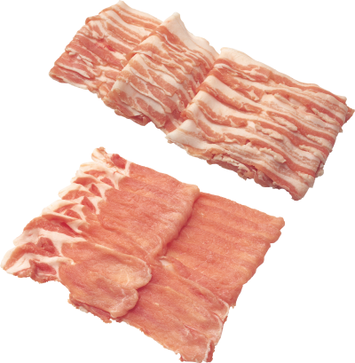 Bacon Free Cut Out PNG Images