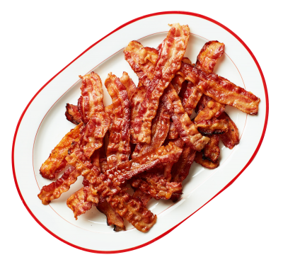 Bacon Cut Out PNG Images