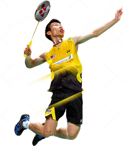 Badminton Player Transparent Picture PNG Images
