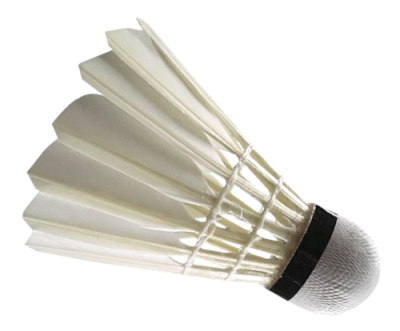 Shuttlecock White Png Hd PNG Images