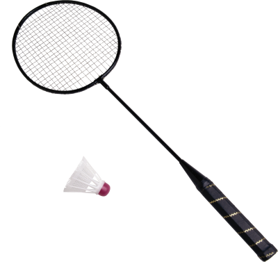 Badminton Racket With Ball PNG Transparent PNG Images