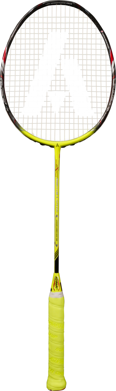 Badminton Clipart Yellow Racket PNG PNG Images