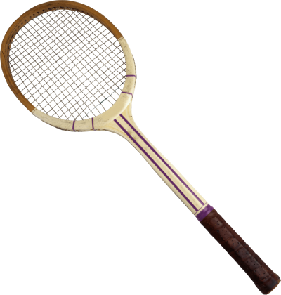 Badminton Cut Out Racket Picture PNG Images