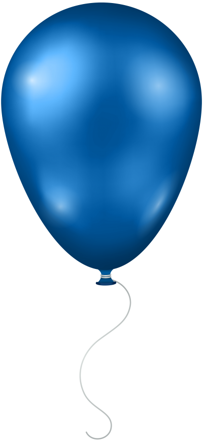 Blue Flying Balloon PNG Picture, Hydrogen, Helium, Helium Gas PNG Images