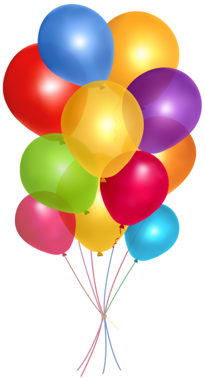 Balloons Free Download PNG Images