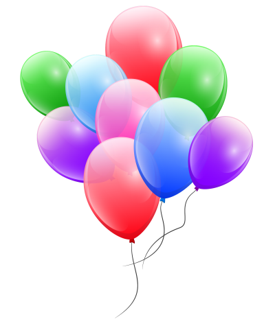 Balloons PNG Picture PNG Images