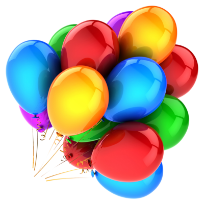 Balloons Vector PNG Images