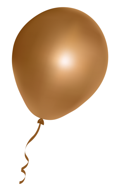 Brown Balloons Wonderful Picture Images PNG Images