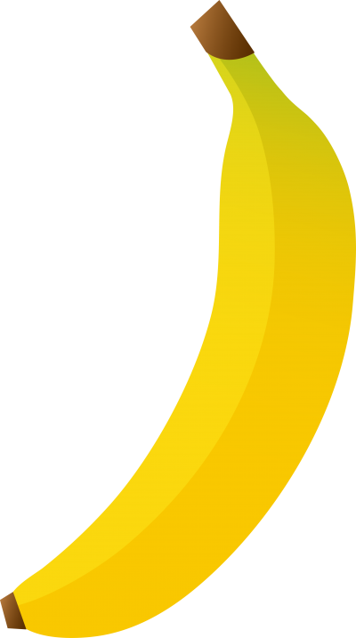 Banana Fruits Transparent Picture PNG Images
