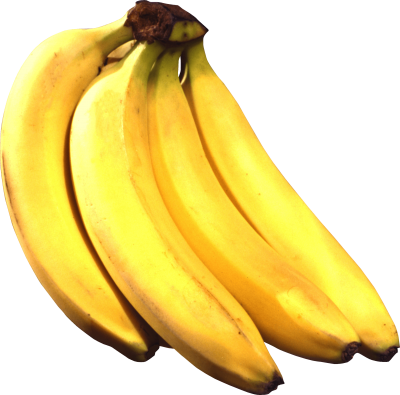 Foods Banana Transparent PNG Images