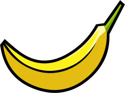 Banana Cut Out Png PNG Images