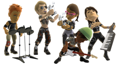 Band Icon Clipart PNG Images