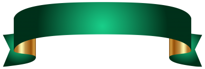 Green Banner Clipart Png PNG Images