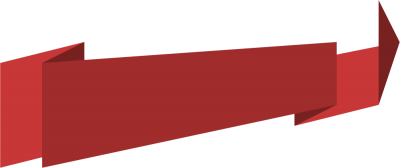 Red Transparent Banner Png