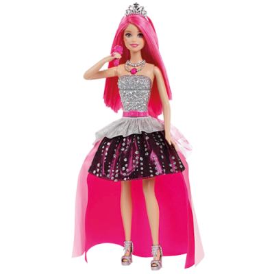 Buy Your Barbie Rock Png Image