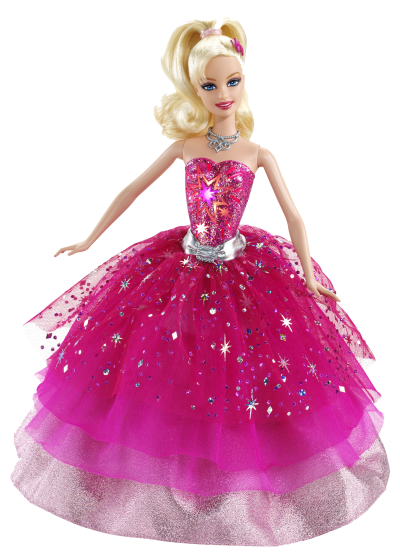 Red Barbie Doll Png Transparent Images   PNG Images