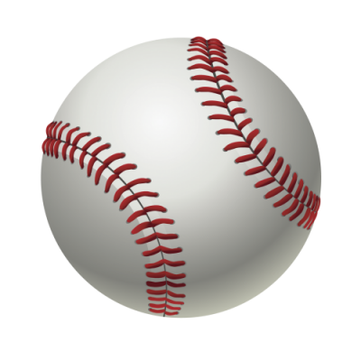 Baseball Simple PNG Images