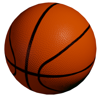 Basketball Vector PNG Images