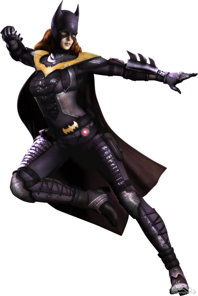 Batgirl HD Photo Png PNG Images