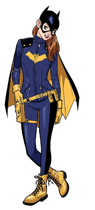 Batgirl Transparent Picture