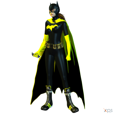 Batgirl Cut Out