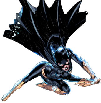 Batgirl High Quality PNG PNG Images