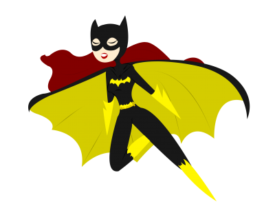 Batgirl PNG Icon PNG Images