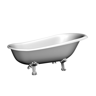 Old Bathtub Design Png
