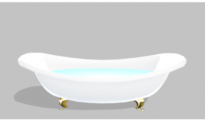 Sea Bathtub Png PNG Images