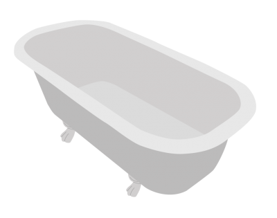 Vector Bathtub Icons Png