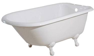 White Bathtub Png PNG Images