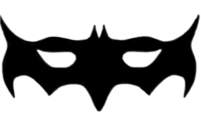 Batman Mask Photo PNG Images
