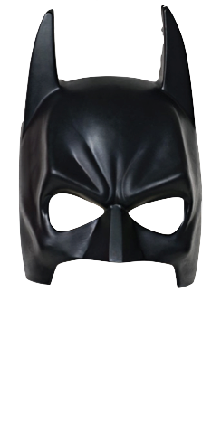 Batman Mask Png PNG Images