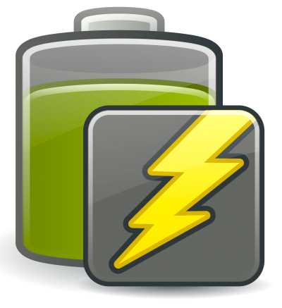 Battery Charging Free Cut Out PNG Images