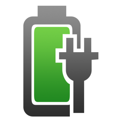 Battery Charging Icon Clipart