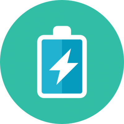 Download Battery Charging PNG