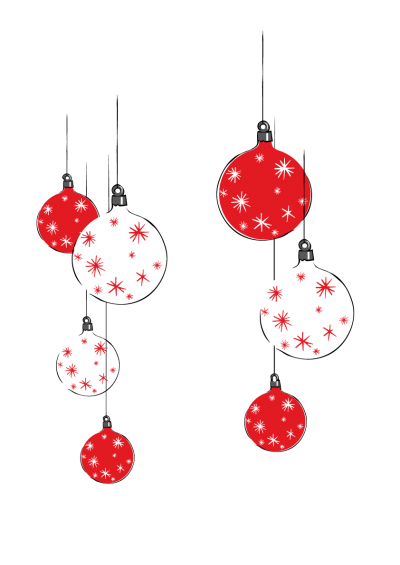 Baubles Free Transparent Png