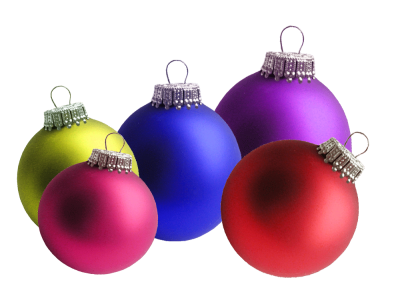 Baubles Png PNG Images