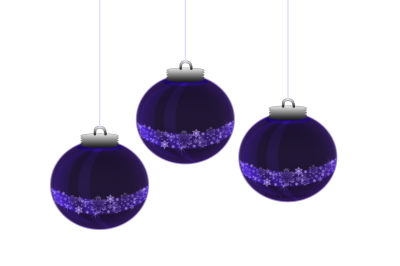 Clipart Baubles Icon PNG Images