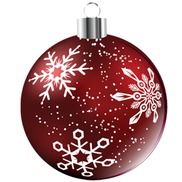 Clipart PNG Baubles File
